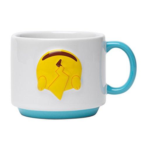 Pokemon Center Original relief mug HIP POP! PARADE Pikachu