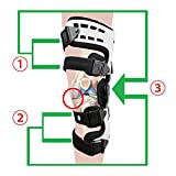 Orthomen OA Unloader Knee Brace
