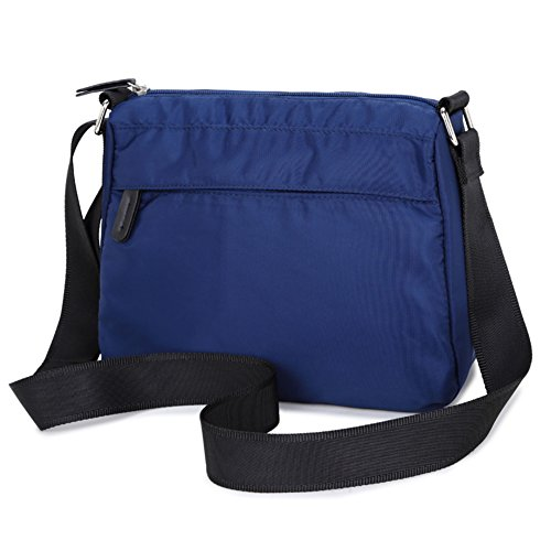 Bag Bag A Leisure Small Shoulder a Waterproof Nylon RZxwZq4X