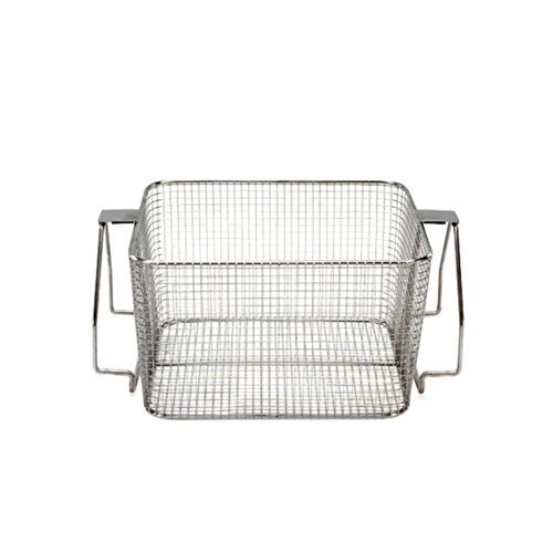 Crest Ultrasonics SSMB1100DH Stainless Steel Mesh Basket for Model P1100 Table Top - Basket Crest