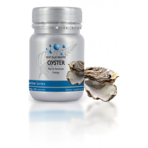 Oyster Capsules - Deep Blue Health TM