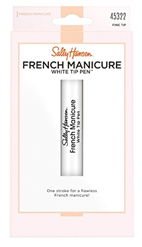 (Sally Hansen French Manicure Pen - Fine Tip 0.16 Ounce (4.7ml) (2 Pack))