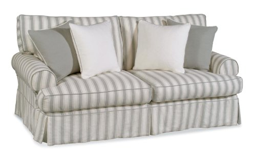 Chelsea Home Furniture Sophia Sofa, Galena Silversage