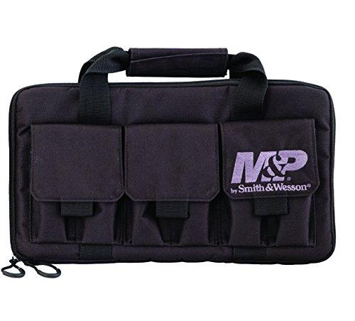 Smith & Wesson Accessories M&P Pro Tac Double Handgun Case