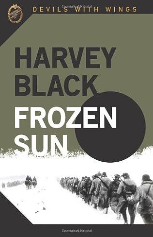 book cover of Frozen Sun