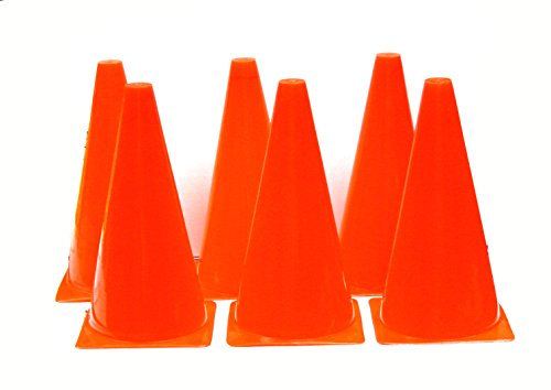 9 athletic cones - 3