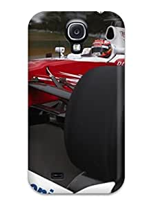 For Galaxy Case, High Quality Toyota F1 Car For Galaxy S4 Cover Cases