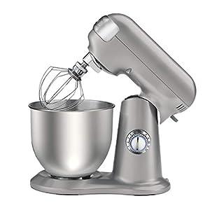 Cuisinart SM-48BCC Precision Master Petite 4.5 Qt Stand Mixer, Gray