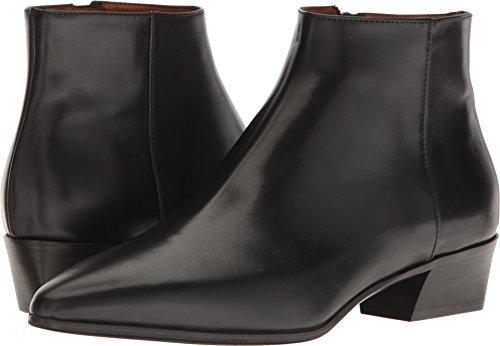Aquatalia Women's Fire Black Calf Boot