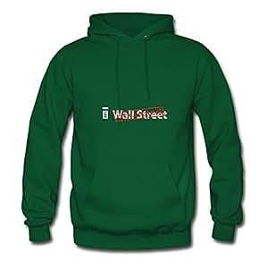 Vintage Wallstreetwallstreetwhitesmall Image Custom And Regular Sweatshirts In Green