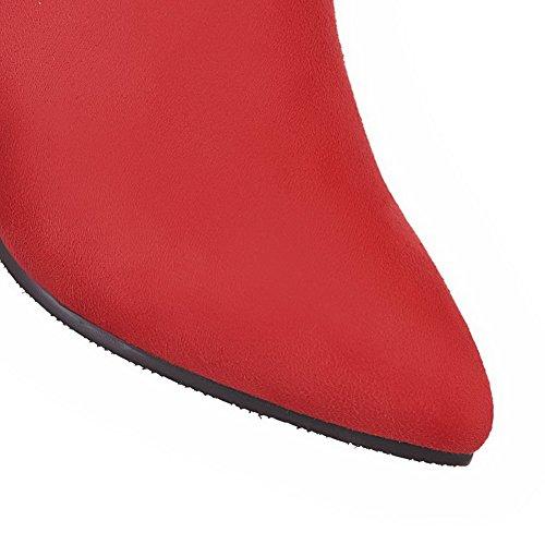 35 Donna Sandali Rosso Red con Zeppa BalaMasaAbl10574 FgYnx1qn