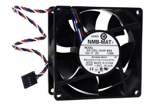 41BGfNgJNWL amazon com dell nmb 3612kl 04w b66 5 pin, 4 wire fan computers  at fashall.co