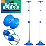 Boat Cover Support Poles Support Systems for Boat Covers