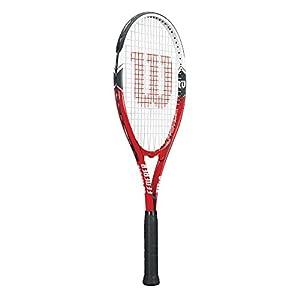 Wilson Unisex Tennisschläger Federer, rot, 3, WRT324800