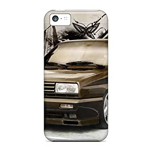YfUsIyf3952AvTbs Tpu Case Skin Protector For Iphone 5c Rallye Golf Mk2 With Nice Appearance