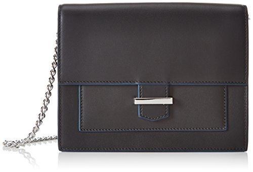01 Femme Pochette Taille Noir Black 10193730 HUGO Unique Philo qC6wEZ