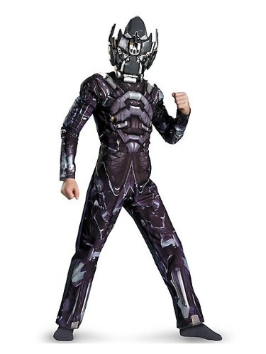 Ironhide Classic Muscle Child Costume - -
