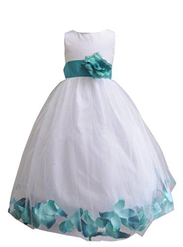 Rose Easter Dress - 9
