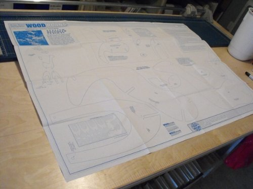 A Full Size Woodworking Pattern and Instructions to Build Medium and Tabletop Size Reindeer