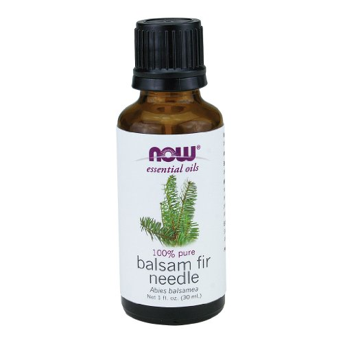 Now Foods Balsam Fir Needle Oil - 1 oz. (Wreath Pine Idaho)