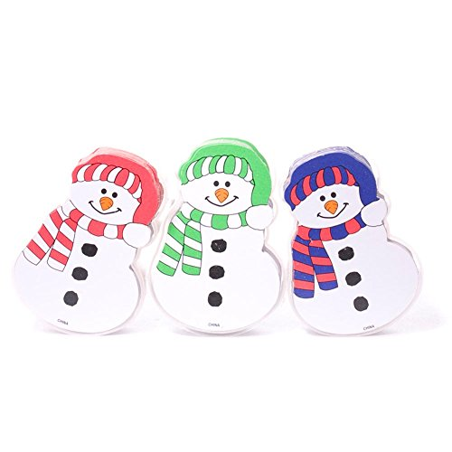 Shaped Snowman (Snowman Shaped Playing Cards)