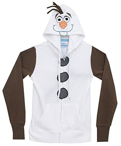 Womens I Am Olaf Hoodie