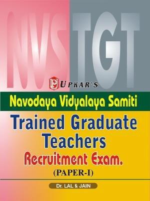 Download Navodaya Vidyalaya Samiti Trained Graduate Teachers Recruitment Exam.(paper-1) PDF