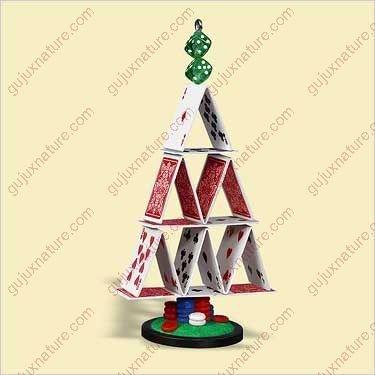 1 X All In For Fun Hallmark Ornament