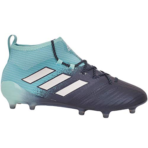 adidas Ace 17.1 FG Mens Firm Ground Soccer Boots/Cleats-Blue-7.5