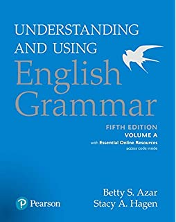 Value pack understanding and using english grammar student book understanding and using english grammar volume a with essential online resources 5th edition fandeluxe Gallery