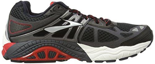 Brooks Beast '14, Zapatillas de Running para Hombre Mars/Anthracite/Silver