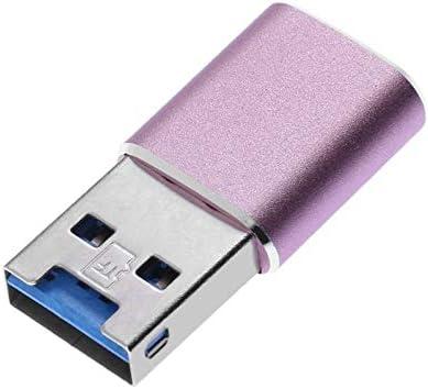 Sala-Deco Mini USB 3.0 Port Memory Card Readers External High Speed Aluminum Alloy Micro SD//SDXC//TF Card Reader