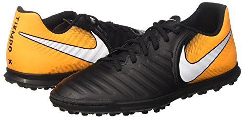 De Chaussure Rio laser Football Hommes Iv Blanc Nike volt Pour Noir Tf Tiempox Orange noir BZdAwqxZ