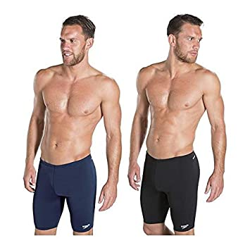 2ab1d47f97 Speedo Mens Endurance Jammer Shorts - Swimming Swim Shorts: Amazon.co.uk:  Sports & Outdoors