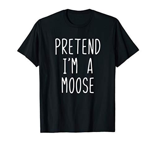 Muffin Man Costumes Ideas - Pretend I'm A Moose Costume Halloween