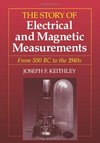 The Story Of Electrical And Magnetic Measurements  From 500 Bc To The 1940S