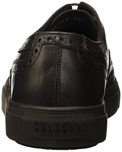 45369 Mogano Uomo Marrone Top Fratelli Rossetti Low Scarpe 78wqS6xU
