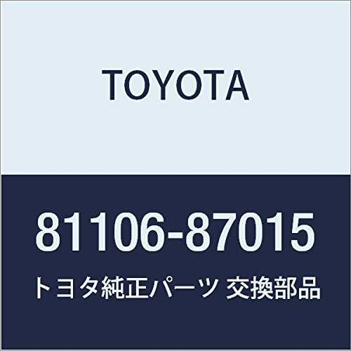 Toyota 81106-87015 Headlamp Housing Sub Assembly