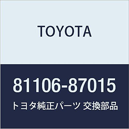 Toyota 81106-87015 Headlamp Housing Sub Assembly