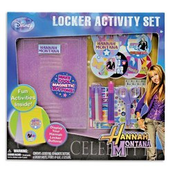 Tara Toys Hannah Montana Magic Reveal Activity Set