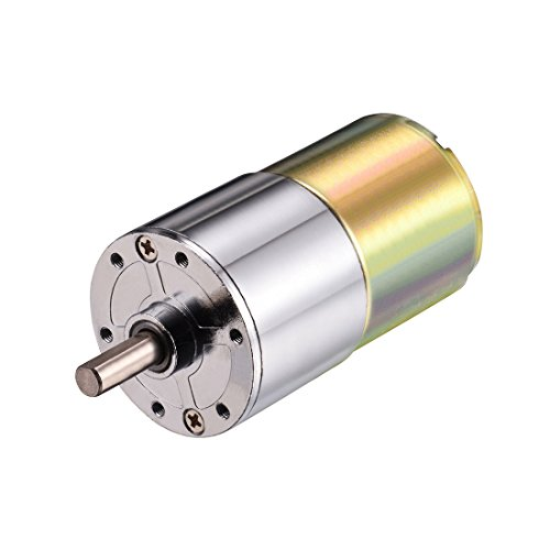 Uxcell a16071400ux0596 dc 12v 5 rpm micro gear box motor for Electric motor with gear reduction