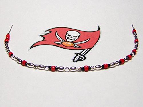 Buccaneers Football Bracelet in Morse Code-NFL Bracelet-Football Fan