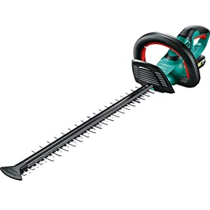Bosch Cordless Hedge Trimmer AHS 50-20 LI (1 Battery, 18 V System, Stroke Length: 20 mm, In Cardboard Box)