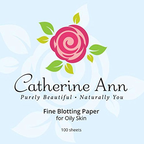 Fine Blotting Paper for Oily Skin (200 Sheets)