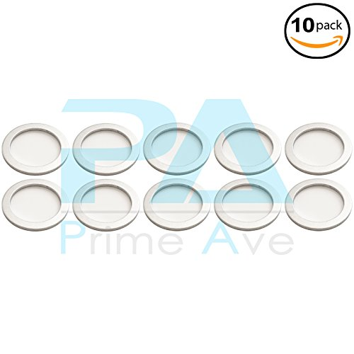 - PA (10) OEM Crush Aluminum Oil Drain Plug Gasket Washers For Porsche