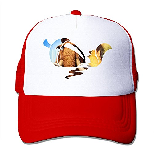 Price comparison product image LQYG Nut Cotton Hats Golf Snapback For Outdoor Sports Red