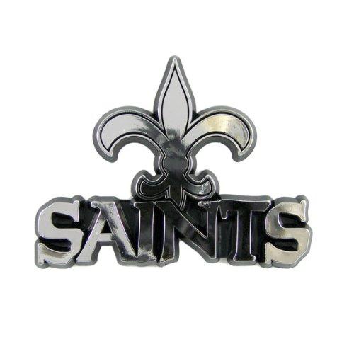 (NFL New Orleans Saints Chrome Automobile)