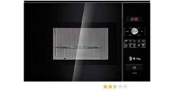 Balay MDA 3WG365NIC MICROONDAS / 20 L/ 800W/ NEGRO, 800 W, 20 ...