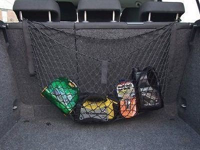 Vauxhall Mokka Car Cargo Tidy Net Hanging Boot Luggage Storage Organiser Bag