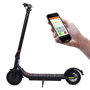 41BGqWT9imL. SS300 App Monopattino Elettrico Scooter Pieghevole per Adulti, Display LCD, Attrezzatura da Crociera Fissa, Autonomia a Lungo…